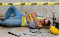 Accidente en la Construcción