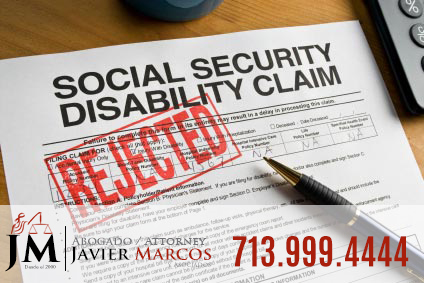 Disability claim? Call Attorney Javier Marcos
