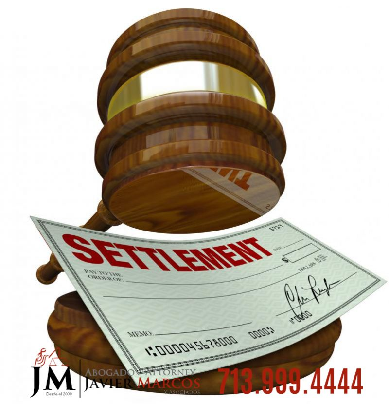 Pre-litigation settlement - Attorney Javier Marcos