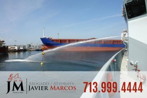 Maritime injuries - Attorney Javier Marcos 713.999.4444