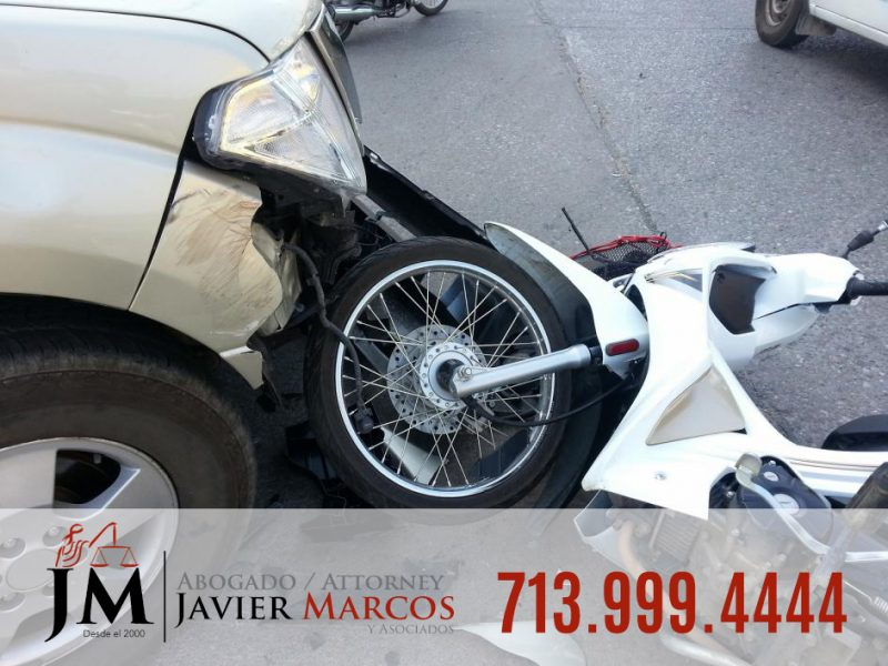 Motorcycle accidents | Attorney Javier Marcos 713.999.4444