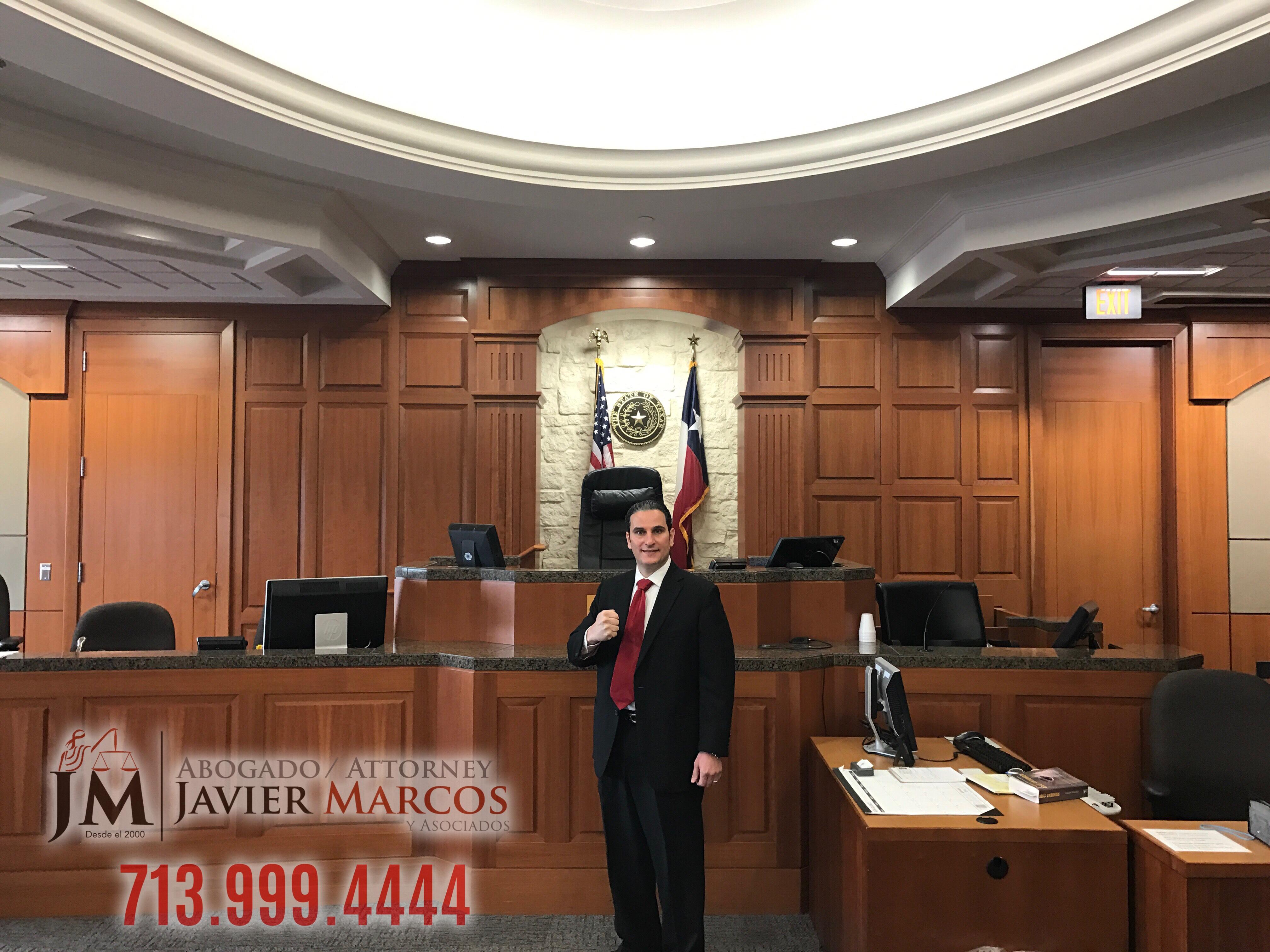 Spanish speaking attorney   Attorney Javier Marcos 713.999.4444