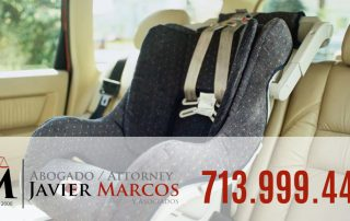 Car seat safety | Attorney Javier Marcos | 713.999.4444