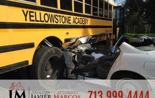 School zone accident | Attorney Javier Marcos 713.999.4444