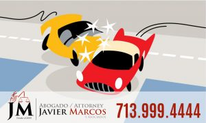Accident? Call Attorney Javier Marcos 713.999.4444