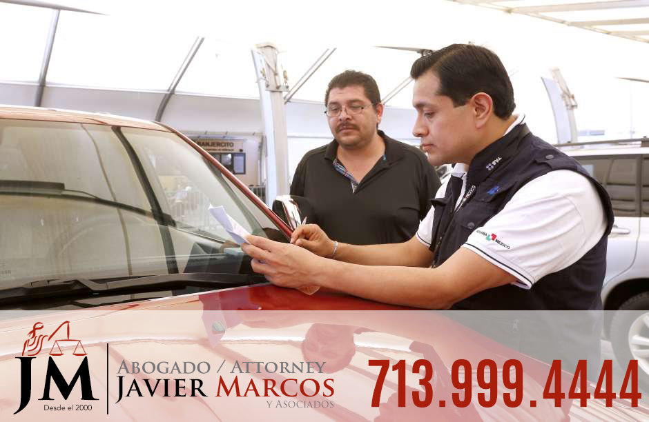 Auto Permit for visiting Mexico | Attorney Javier Marcos