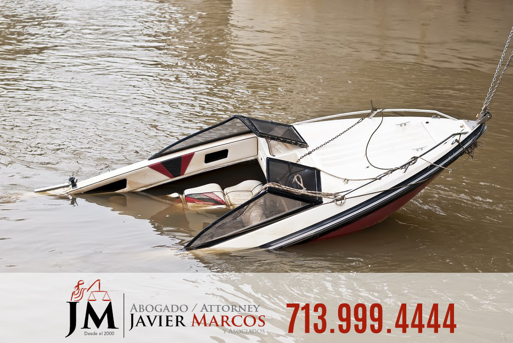 Boating accident | Attorney Javier Marcos | 713.999.4444