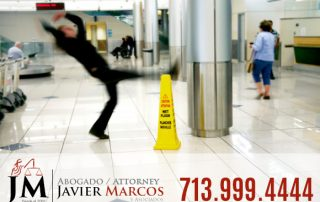 Slip and fall accident | Attorney Javier Marcos 713.999.4444