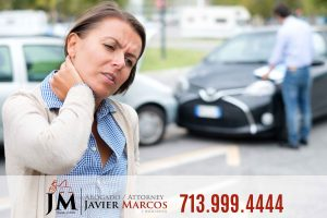 Pain after car accidents | Attorney Javier Marcos | 713.999.4444