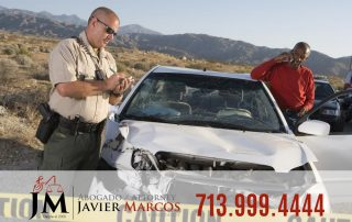 Police report | Attorney Javier Marcos | 713.999.4444