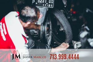 Defects in motorcycles | Attorney Javier Marcos | 713.999.4444