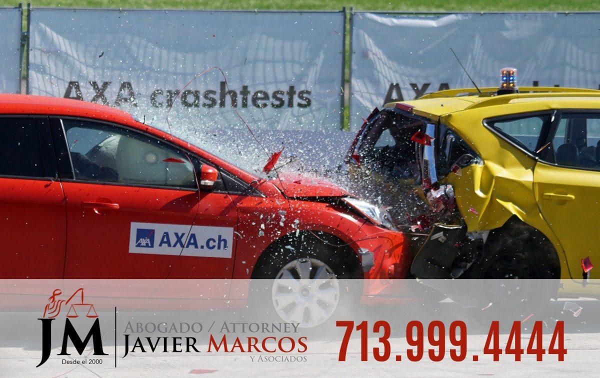 Traffic accident attorney | Attorney Javier Marcos | 713.999.4444