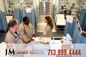 Doctor after an accident | Attorney Javier Marcos | 713.999.4444
