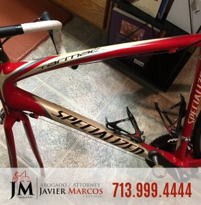 Bicycle accident attorney | Attorney Javier Marcos