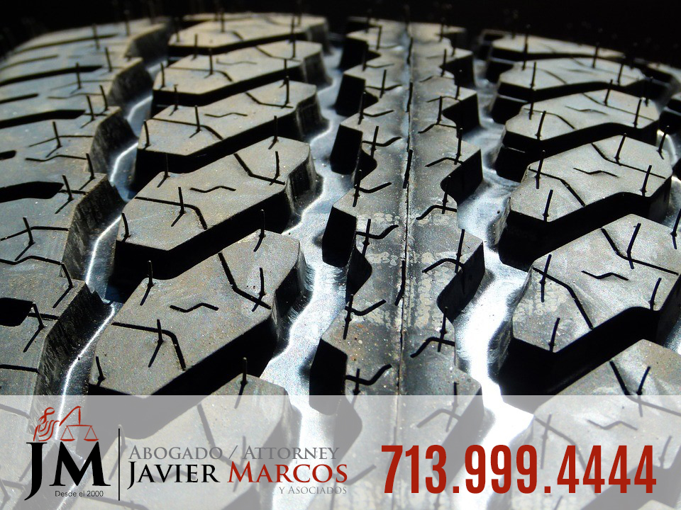 Tire defects | Attorney Javier Marcos | 713.999.4444