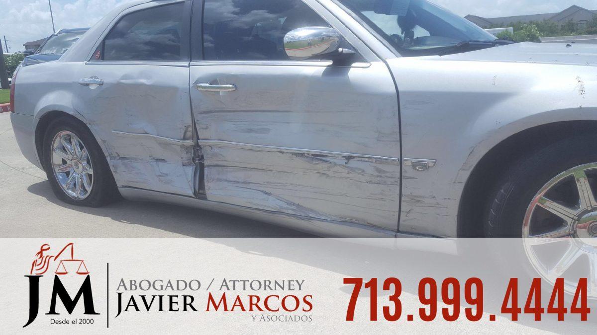 Car Crash Attorney | Attorney Javier Marcos | 713.999.4444