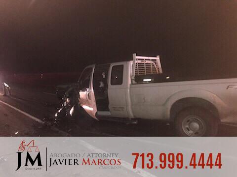 Auto crash attorney | Attorney Javier Marcos | 713.999.4444
