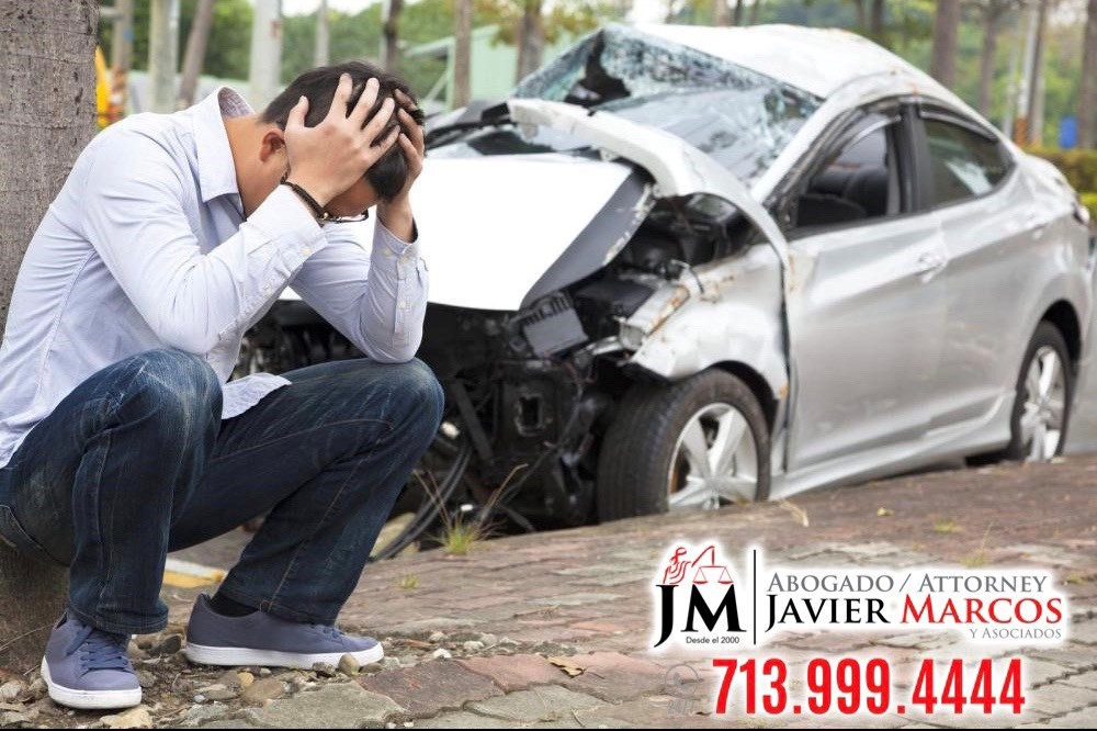 Automobile Accident Attorney | Attorney Javier Marcos | 713.999.4444