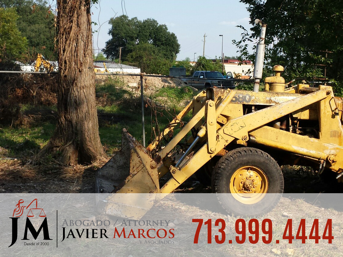 Construction accident attorney | Attorney Javier Marcos | 713.999.4444