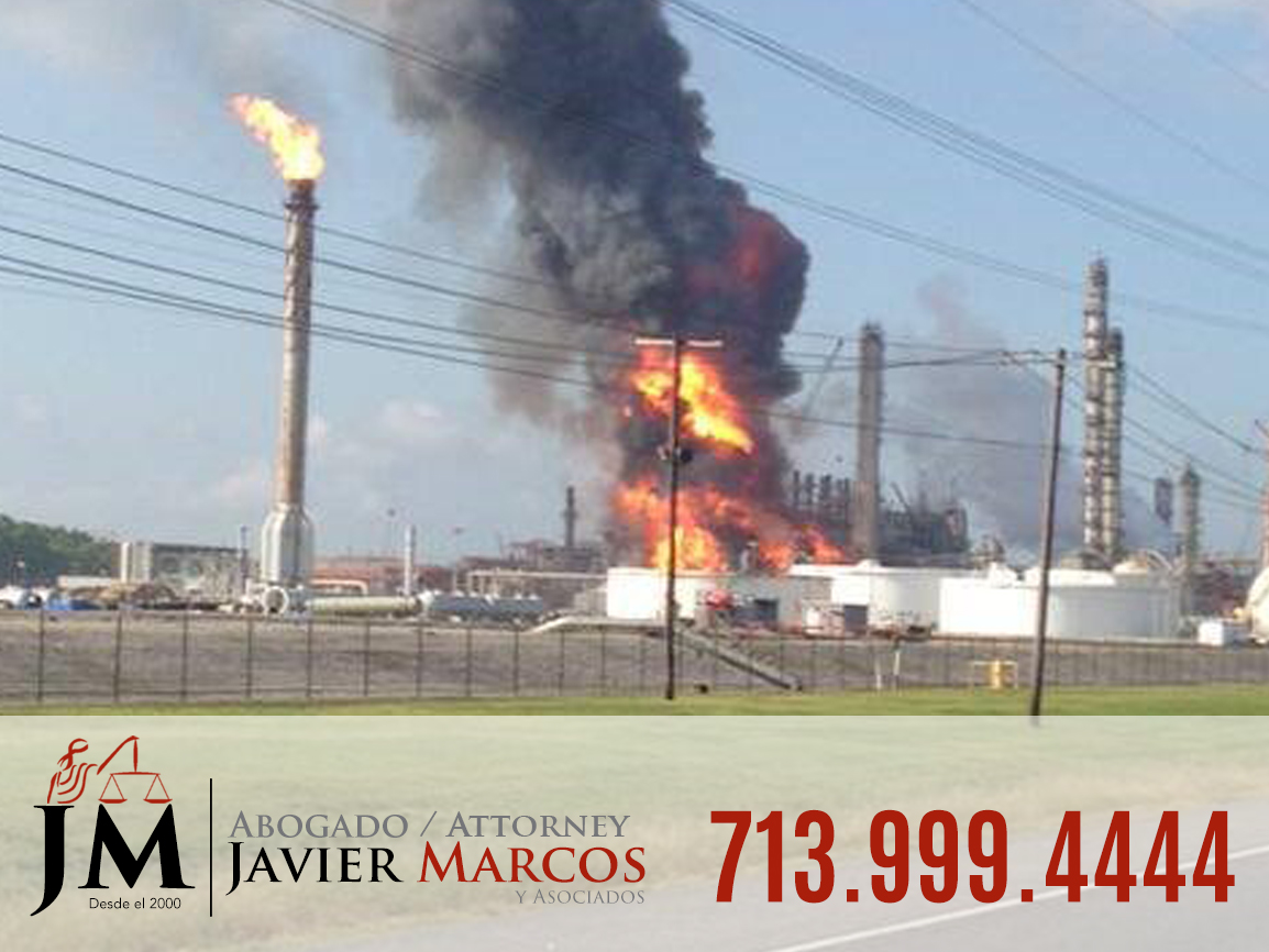 Explosion Accident attorney | Attorney Javier Marcos | 713.999.4444