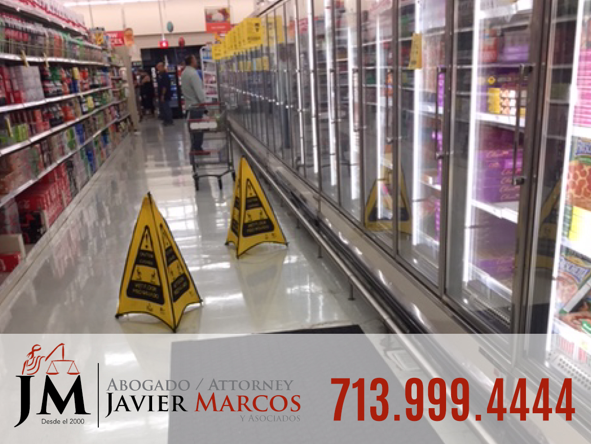 Slip and fall attorney | Attorney Javier Marcos | 713.999.4444
