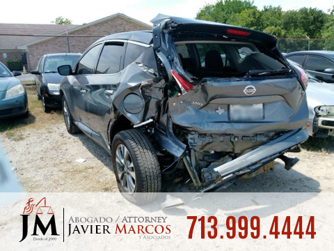 Property damage | Attorney Javier Marcos | 713.999.4444