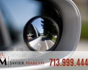 Blind Spot Accident | Attorney Javier Marcos | 713.999.4444