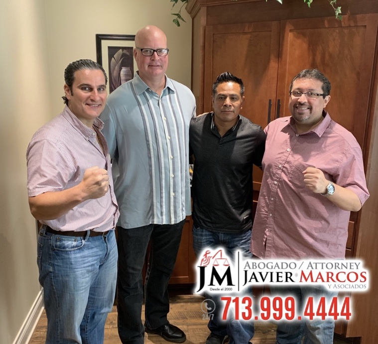 Work Accident Lawyer | Attorney Javier Marcos | 713.999.4444