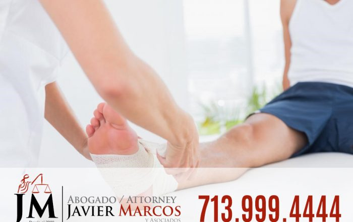 After Auto Accident | Attorney Javier Marcos | 713.999.4444