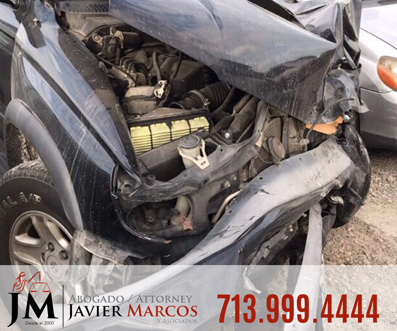Personal Injury claim | Attorney Javier Marcos | 713.999.4444