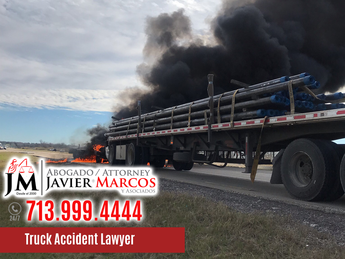 18 wheelers accident | Attorney Javier Marcos | 713.999.4444