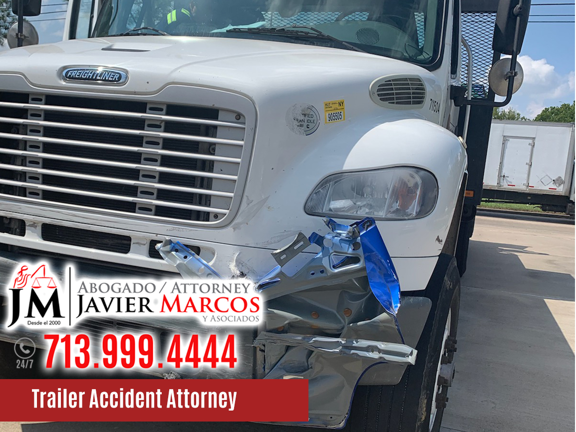 Car Accident Lawyer | Attorney Javier Marcos | 713.999.4444