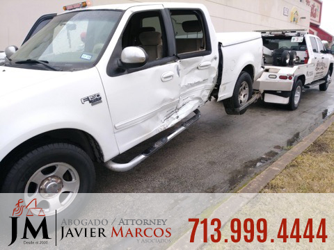 Visit the Doctor after an accident | Attorney Javier Marcos | 713.999.4444