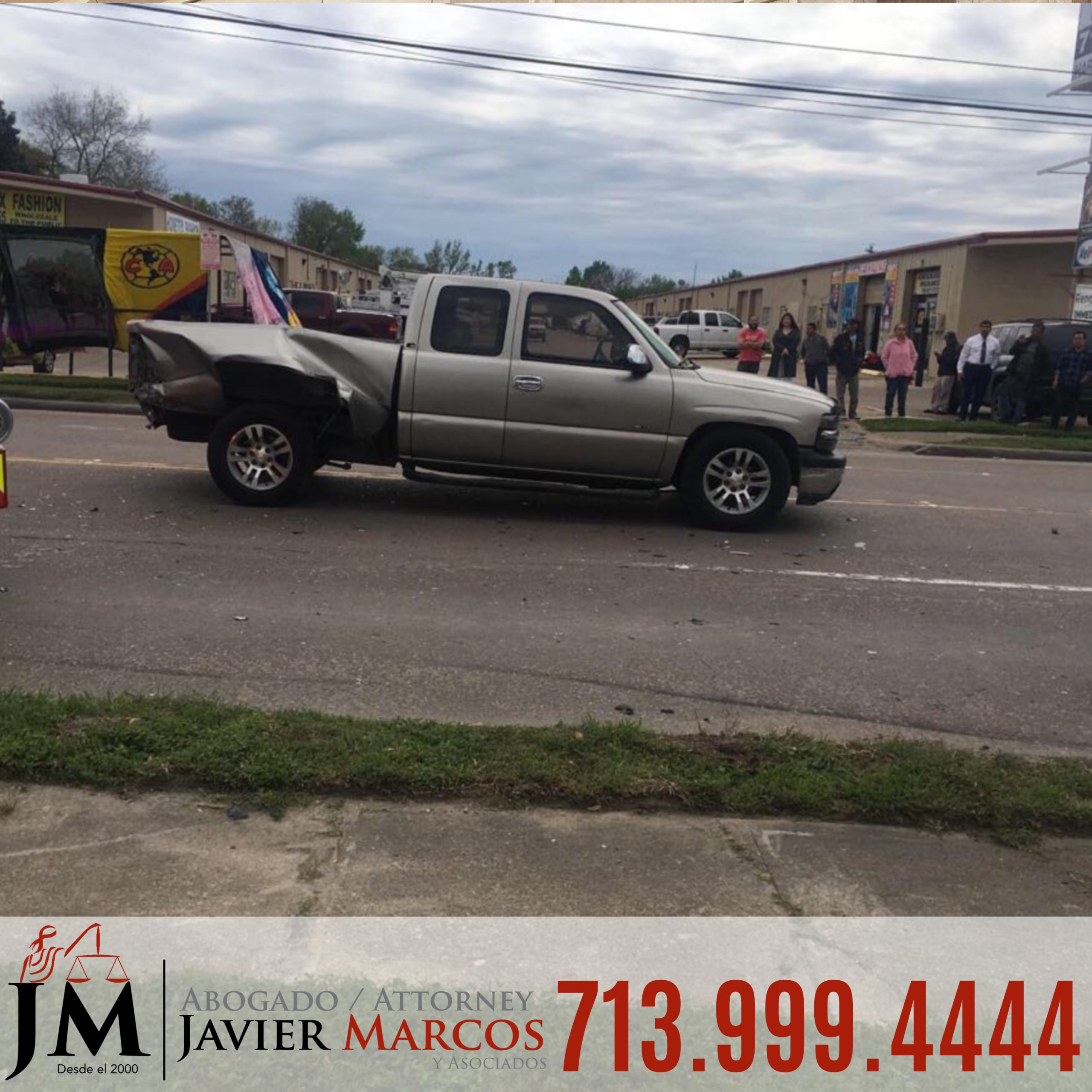 Avoid Social Media After an Accident | Attorney Javier Marcos | 713.999.4444