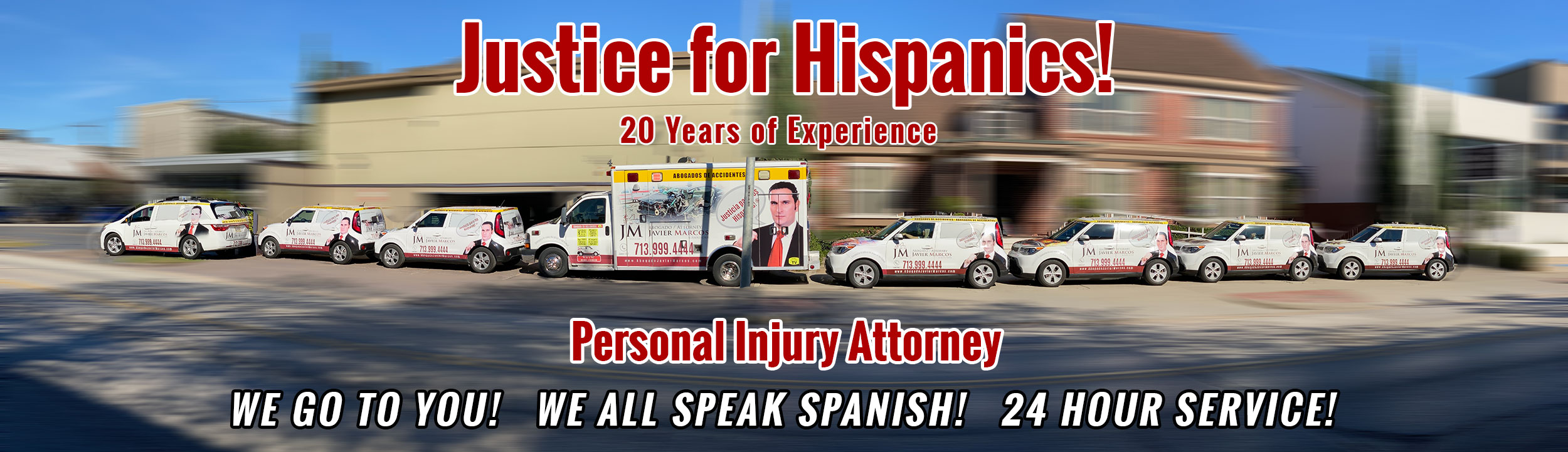 Personal Injury Attorney | Justice for Hispanics | Attorney Javier Marcos