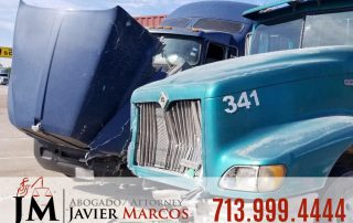 Truck Accidents Attorney | Attorney Javier Marcos | 713.999.4444
