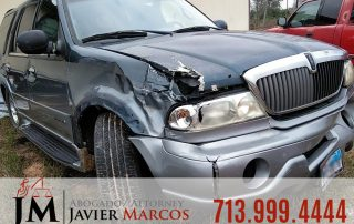 File an Auto Accident Claim | Attorney Javier Marcos | 713.999.4444