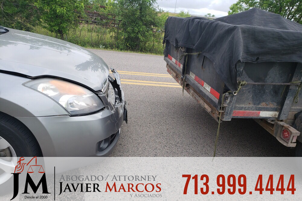 Truck Accident Lawyer | Attorney Javier Marcos | 713.999.4444