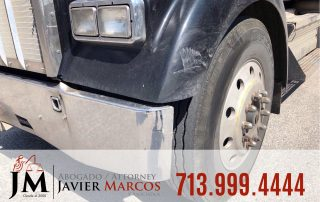 Trucking Accident Lawyer | Attorney Javier Marcos | 713.999.4444