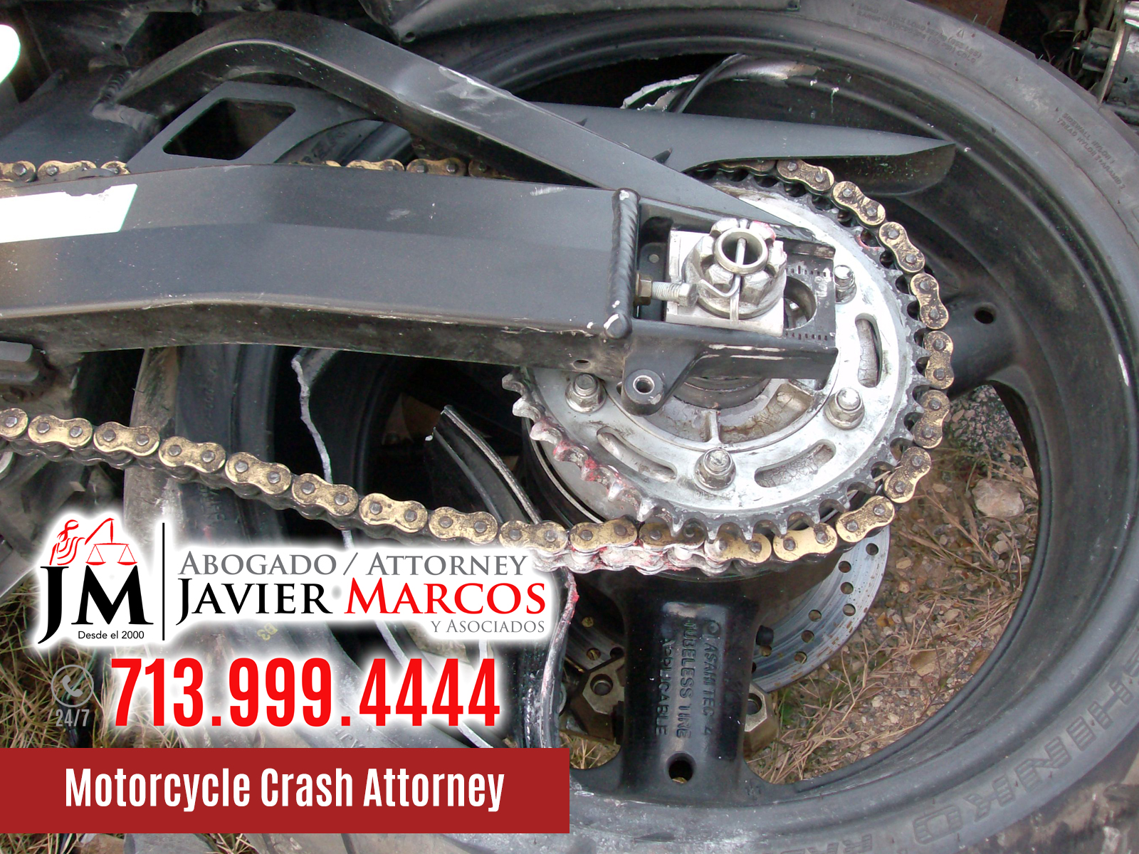 Attorney for Car Accident | Attorney Javier Marcos | 713.999.4444