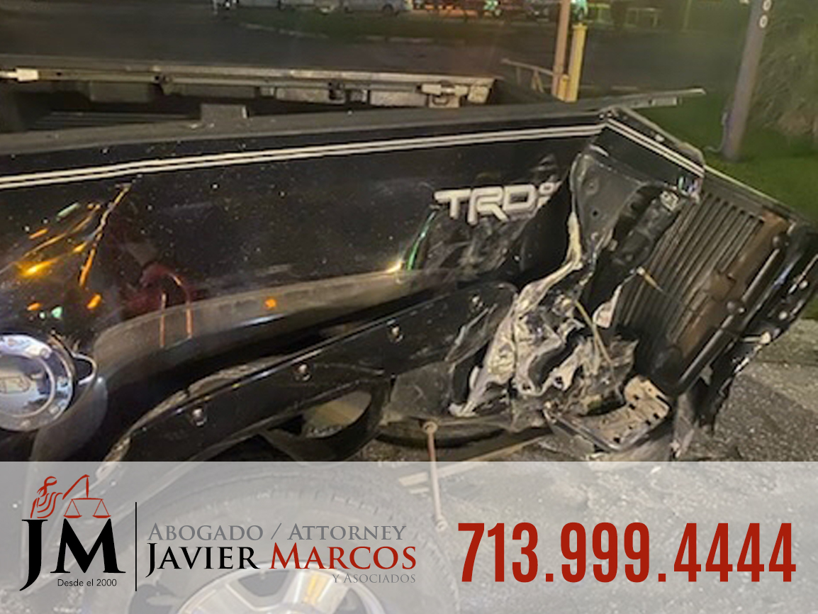 Hit and Run accident lawyer | Attorney Javier Marcos | 713.999.4444
