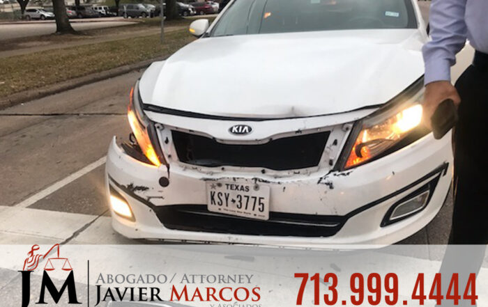 Accident with Uber or Lyft | Attorney Javier Marcos | 713.999.4444